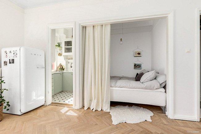 5 mẹo biến thiết kế phòng ngủ nhỏ hẹp trở nên rộng bất ngờ-7