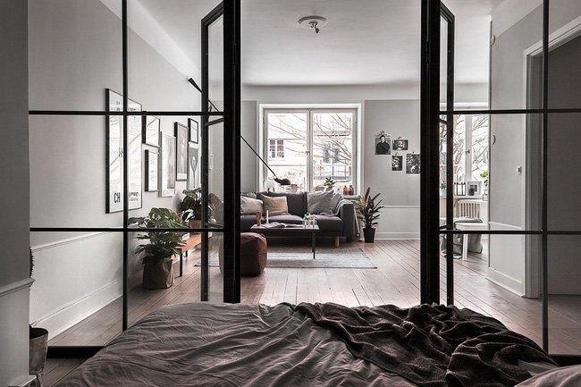 5 mẹo biến thiết kế phòng ngủ nhỏ hẹp trở nên rộng bất ngờ