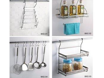 9 loại phụ kiện không thể thiếu trong bếp