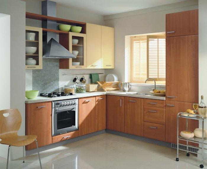 Bộ sưu tập 15 mẫu phòng bếp đẹp nhất thiết kế chữ L post image
