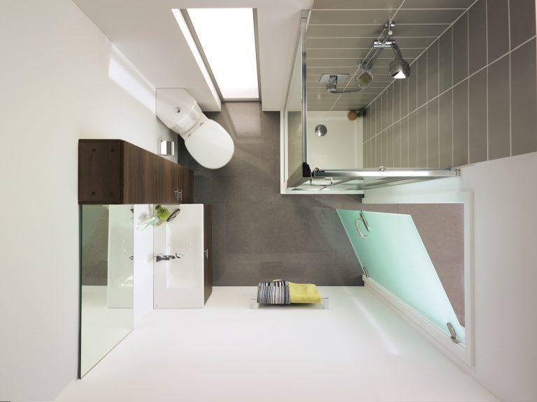 Bộ sưu tập các mẫu nội thất phòng tắm đơn giản mà đẹp năm 2017 post image