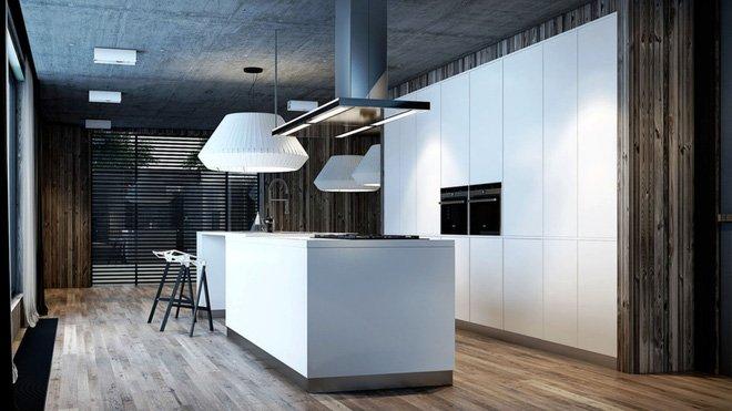 Bộ sưu tập mẫu thiết kế phòng bếp vừa hiện đại vừa đẹp độc lạ năm 2018 thumbnail
