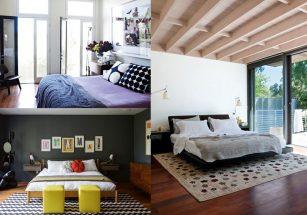 Các kiểu phòng ngủ đơn giản mà đẹp trong thiết kế nội thất gia đình