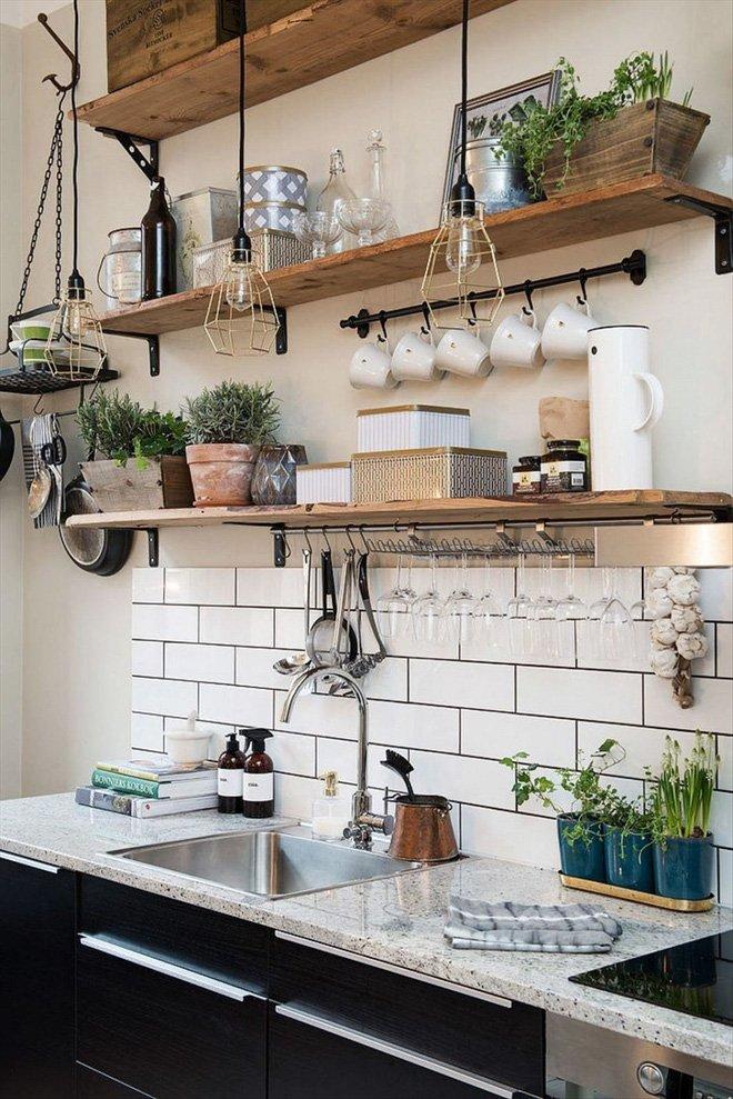 Một vật liệu không thể nào thiếu khi trang trí phòng bếp hiện đại-1