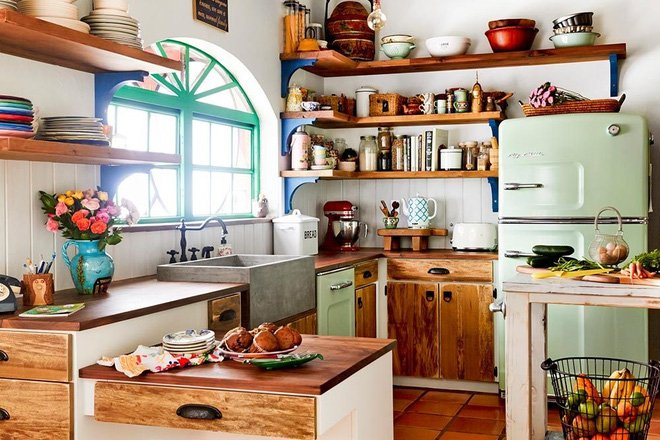 Một vật liệu không thể nào thiếu khi trang trí phòng bếp hiện đại thumbnail