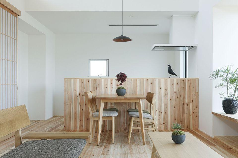 Phòng bếp kết hợp với phòng khách - Các giải pháp không gian bếp thỏa sức sáng tạo-9