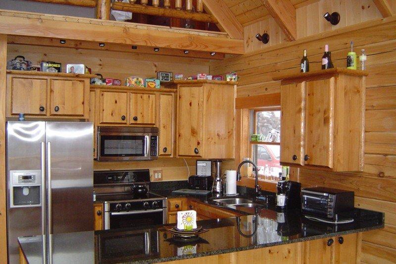 Thiết kế không gian bếp theo phong cách đồng quê-3