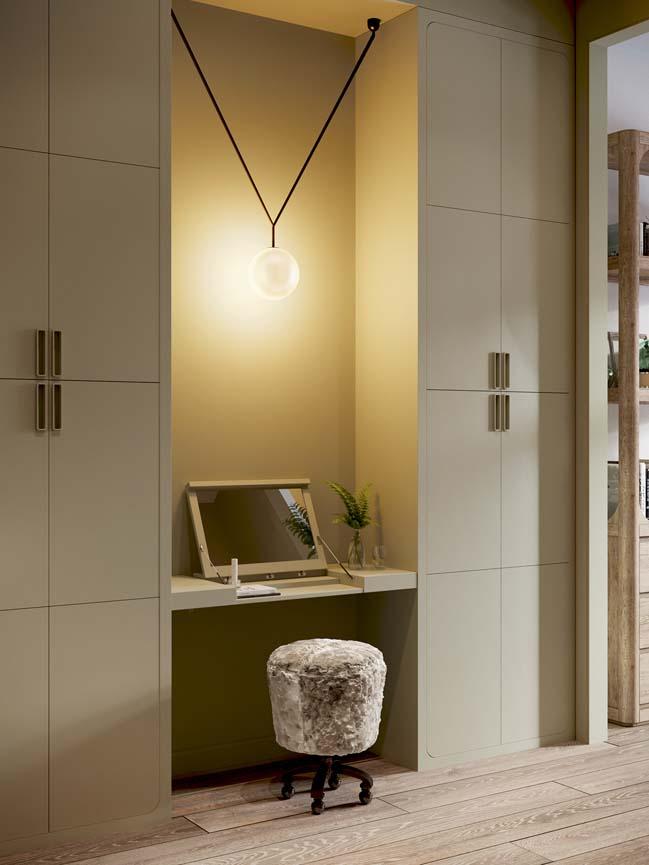 Thiết kế nội thất căn hộ màu sắc trang nhã theo phong cách tân cổ điển-31