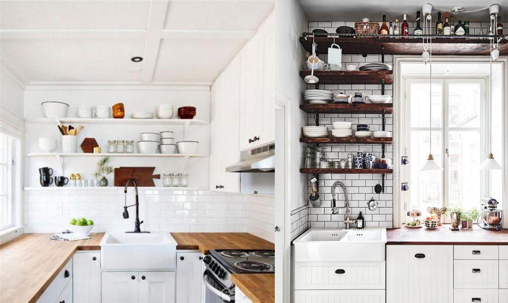 Thiết kế phòng bếp nhỏ hẹp chỉ 3m2 nhưng vẫn tiện nghi và hiện đại thumbnail