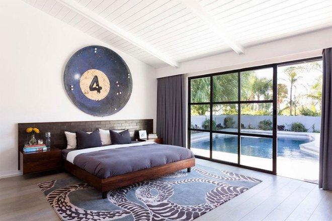 Thiết kế phòng ngủ đẹp ấm áp đón đông về theo phong cách phương Tây thumbnail