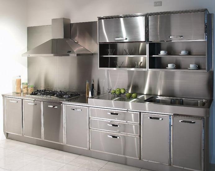 5 loại vật liệu làm tủ bếp phổ biến hiện nay post image