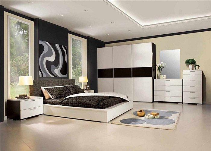 Tư vấn thiết kế nội thất phòng ngủ hiện đại đẹp ngất ngây