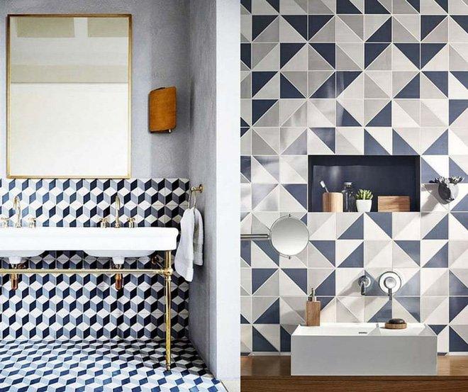 Xu hướng thiết kế phòng tắm gia đình vừa bắt mắt vừa hiện đại