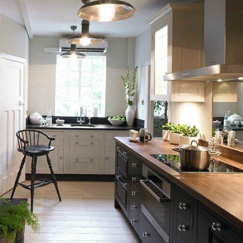 10 ý tưởng thiết kế bếp ăn gia đình chữ L