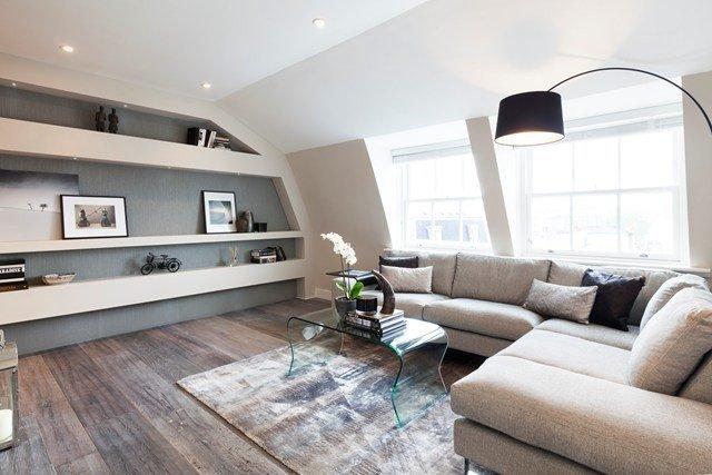 10 ý tưởng thiết kế phòng khách nhỏ hiện đại theo không gian mở-3