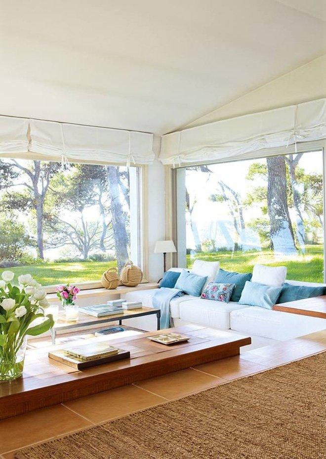 10 ý tưởng thiết kế phòng khách nhỏ hiện đại theo không gian mở-7