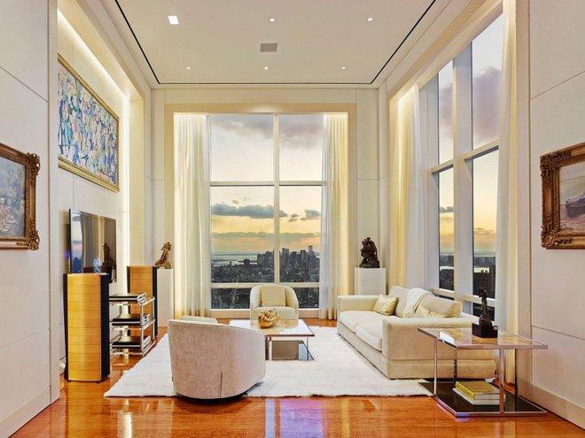 10 ý tưởng thiết kế phòng khách nhỏ hiện đại theo không gian mở thumbnail