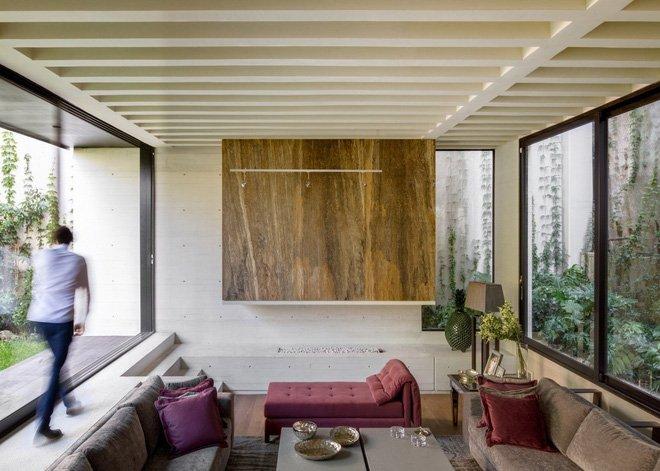 10 ý tưởng thiết kế phòng khách nhỏ hiện đại theo không gian mở-9