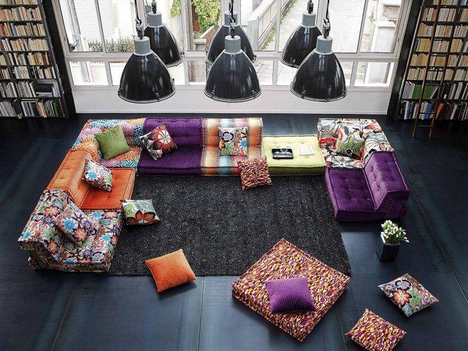 11 mẫu ghế sofa cho phòng khách hiện đại tạo nên sự khác biệt bất ngờ