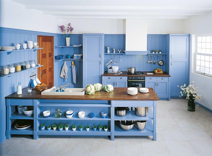 18 Mẫu tủ bếp thông minh nào cho không gian bếp hiện đại năm 2018