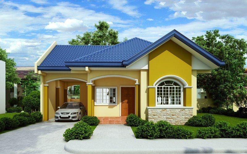 20 mẫu thiết kế biệt thự vườn 1 tầng mái thái đẹp mê hồn ở nông thôn thumbnail