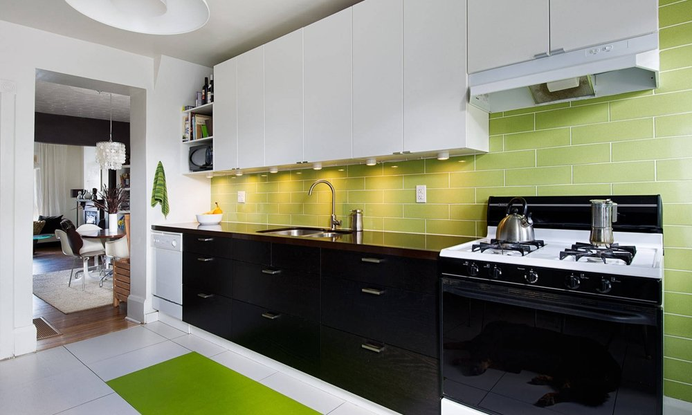 40 kiểu thiết kế nhà bếp đẹp hiện đại với tủ bếp đơn giản nhẹ tiền