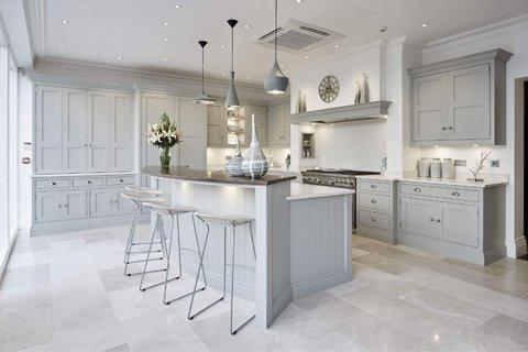 40 kiểu mẫu thiết kế nhà bếp hiện đại đẹp và đơn giản năm 2019