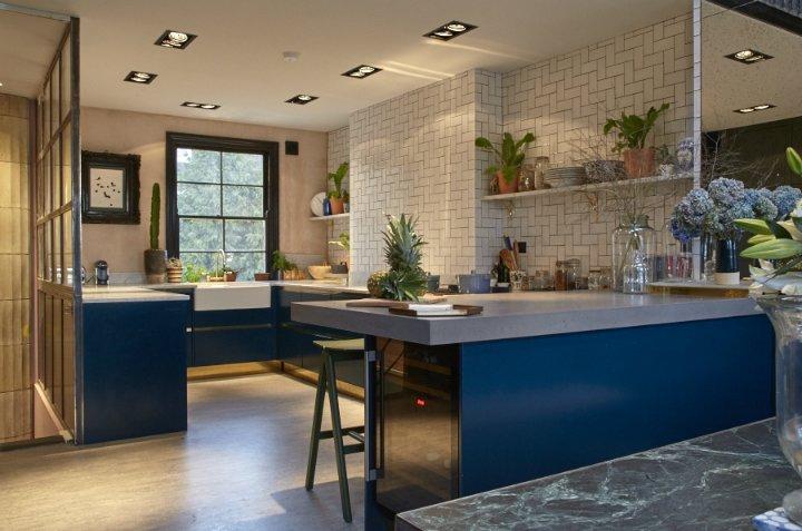 5 kiểu bếp hiện đại các bà nội trợ mơ ước sở hữu đẹp long lanh