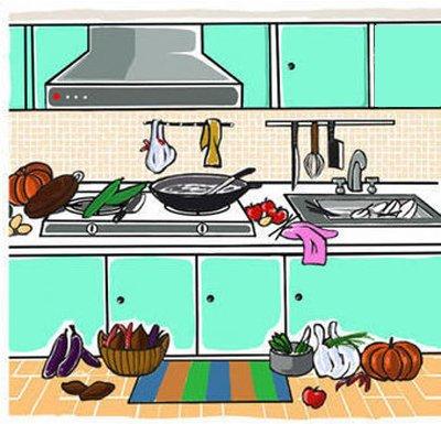 5 Lỗi thiết kế nhà bếp gây nguy hiểm cho sức khỏe và cách khắc phục