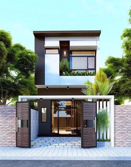 5 tiêu chí để sở hữu mẫu biệt thự mini đẹp chi phí thấp