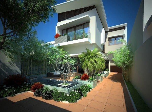 5 tiêu chí để sở hữu mẫu biệt thự mini đẹp-3