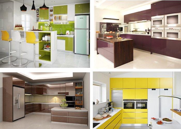 5 yếu tố cấu tạo nên tủ bếp hiện đại