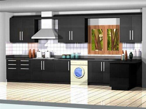 6 mẫu trang trí phòng bếp đơn giản mà sang trọng