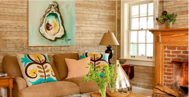 8 mẫu phòng khách đẹp bất ngờ sau khi thiết kế và trang trí lại-11