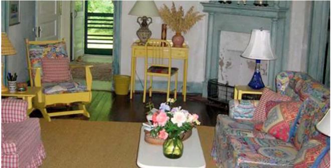 8 mẫu phòng khách đẹp bất ngờ sau khi thiết kế và trang trí lại-12