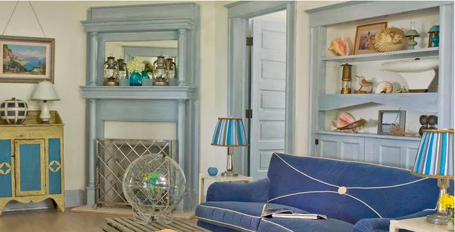 8 mẫu phòng khách đẹp bất ngờ sau khi thiết kế và trang trí lại-13