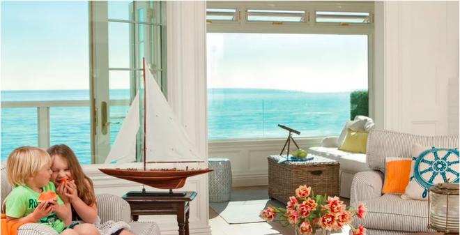 8 mẫu phòng khách đẹp bất ngờ sau khi thiết kế và trang trí lại-3