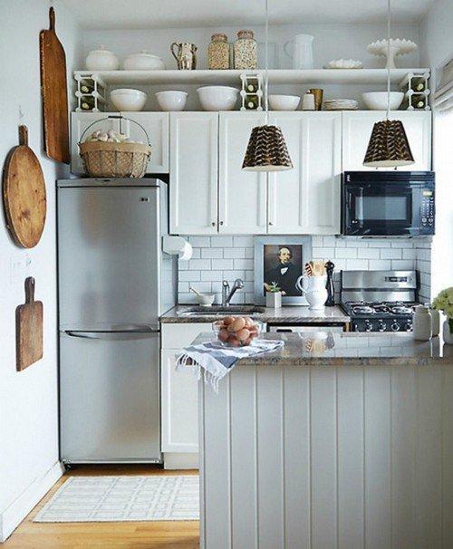 Thiết kế bếp đơn giản
