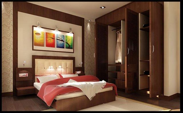 Bản vẽ thiết kế và nội thất nhà ống 3 tầng đẹp hiện đại diện tích nhỏ-7