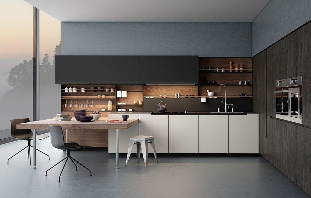Bộ hình mẫu nhà bếp đẹp hiện đại có sức hút mạnh thời gian qua