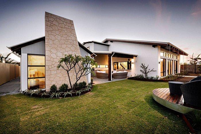 Bộ sưu tập ảnh các mẫu thiết kế nhà 1 tầng rưỡi cực chất