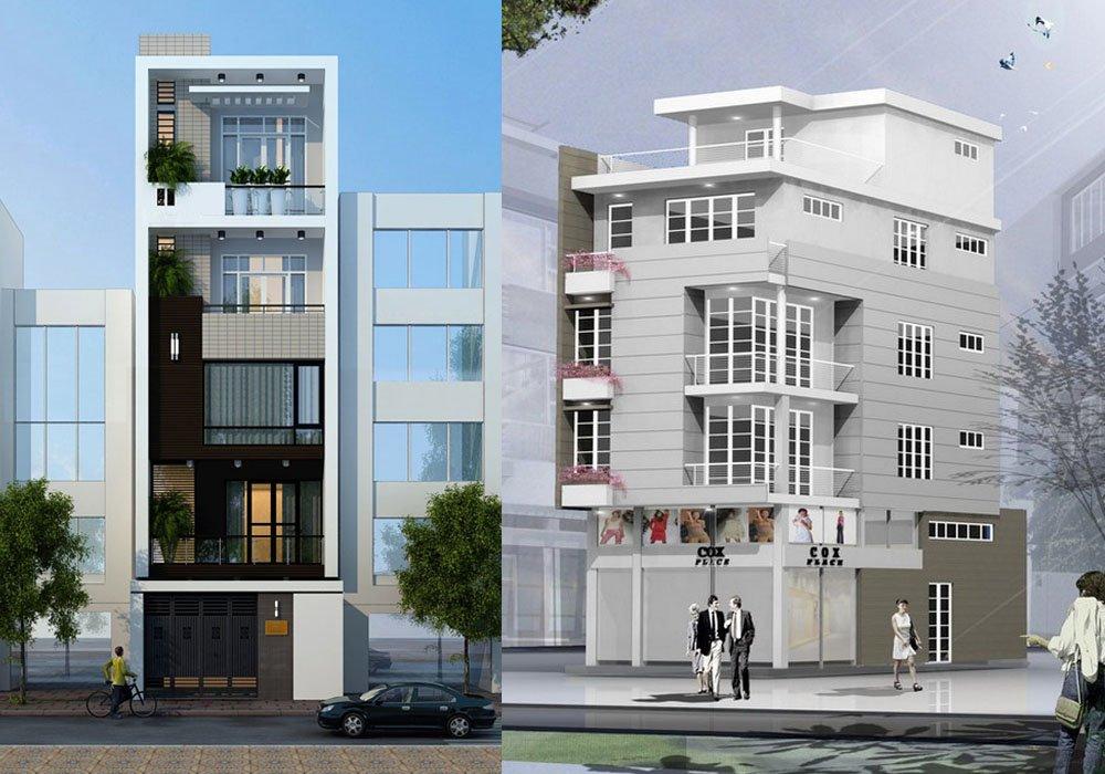Xem lại các mẫu thiết kế nhà phố đẹp năm 2013, 2014, 2015 post image