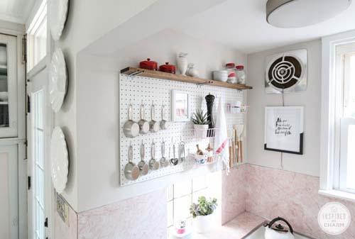 Đón đầu xu hướng trang trí phòng bếp đẹp hiện đại đón xuân 2018
