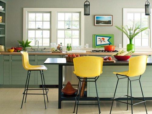 Đón đầu xu hướng trang trí phòng bếp đẹp hiện đại chào xuân 2018 post image
