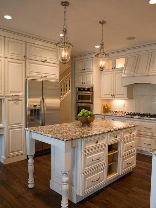 thiết kế phòng bếp thông minh năm 2018