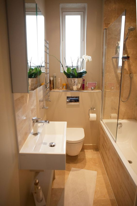 hình ảnh nội thất nhà tắm đẹp năm 2015