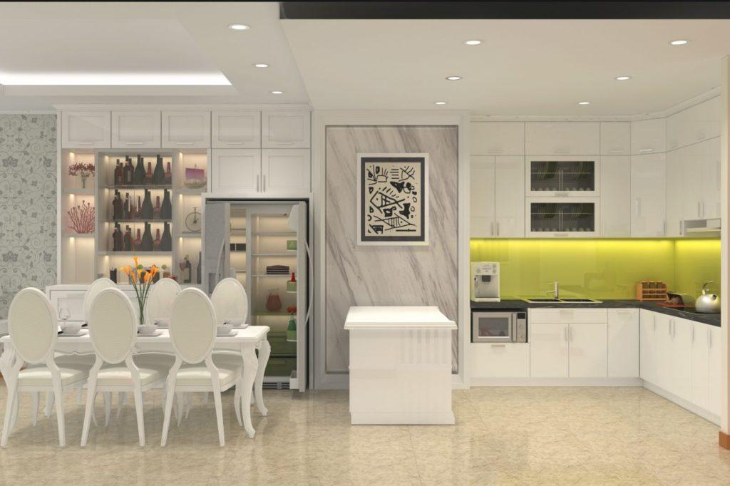 Không thể nào bỏ qua những mẫu không gian phòng bếp hiện đại trong năm 2019 thumbnail