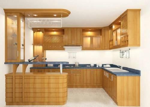 mẫu bếp đẹp hiện đại 10