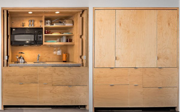 Mẫu Mã Thiết Kế Phòng Bếp Thông Minh Năm 2018