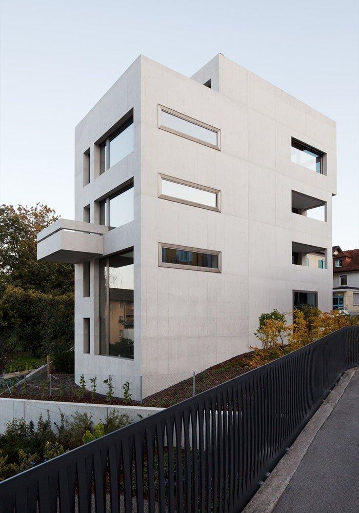 Mẫu thiết kế nhà phố đẹp đẳng cấp năm 2018
